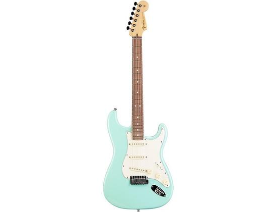 Fender Custom Shop Custom Artist Series Jeff Beck Signature Stratocaster Electric Guitar Surf Green Rosewood Fretboard