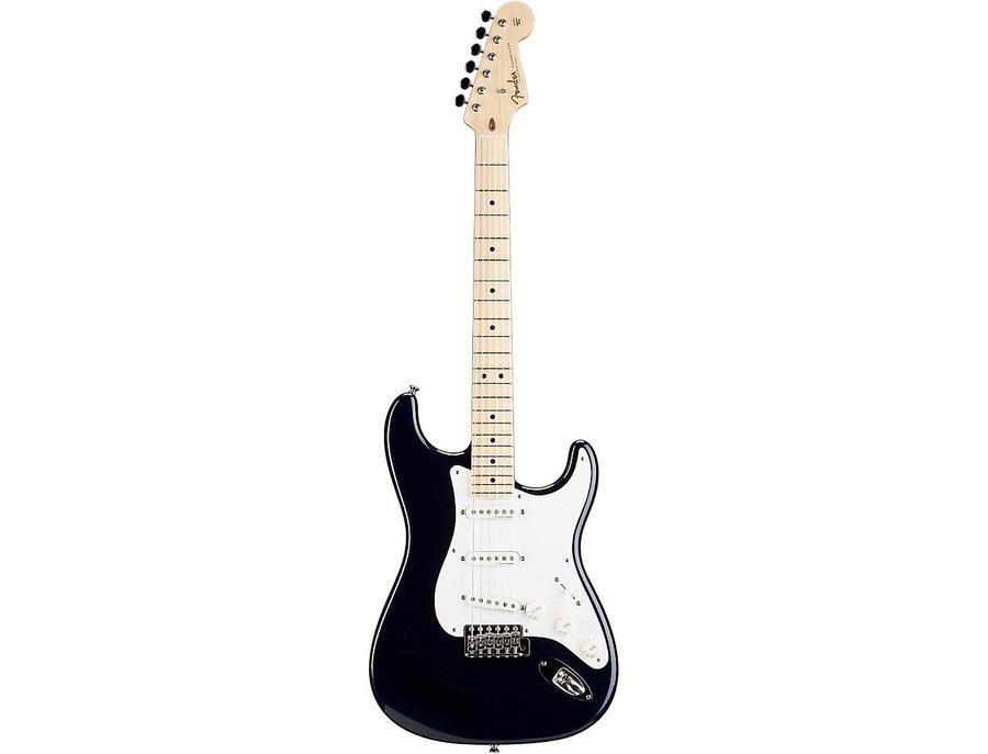 Fender Custom Shop Artist Series Eric Clapton Stratocaster Electric Guitar Midnight Blue Maple Fretboard