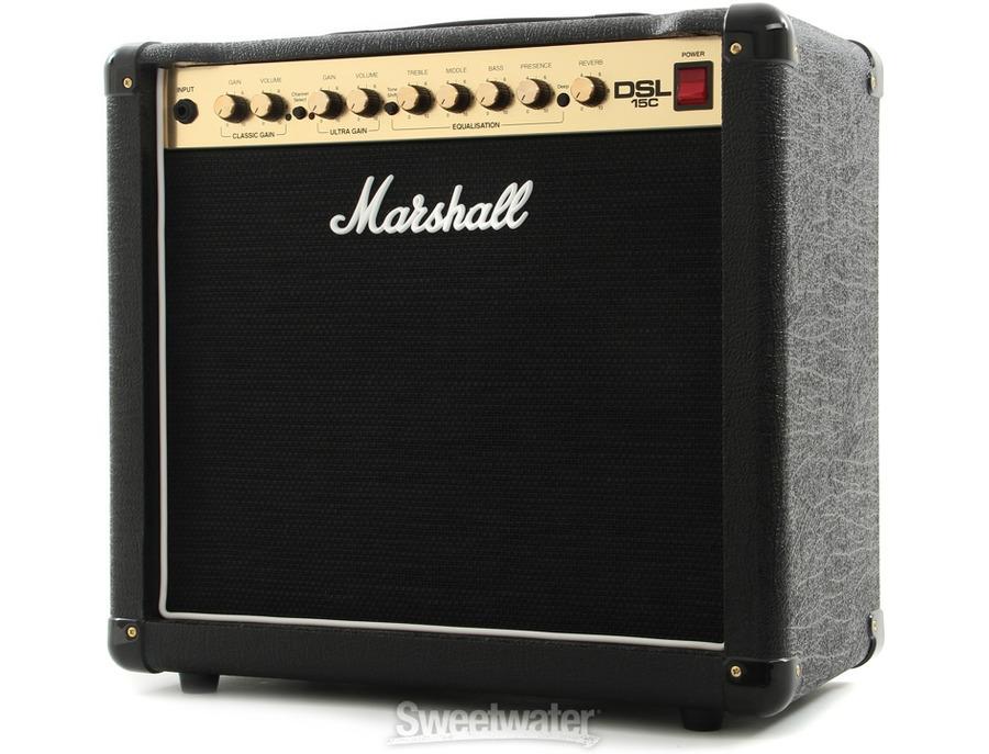 Marshall DSL 15C