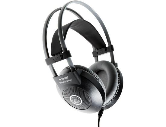 Akg M80 Mkii Semi-Open Studio Headphones