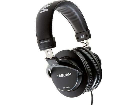 Tascam Th-300X Studio Headphones