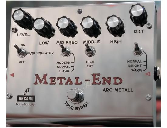 Arcano Metal End