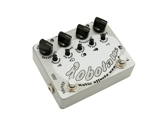 Xotic Effects Robotalk2 2-Channel Envelope Filter Guitar Effects Pedal