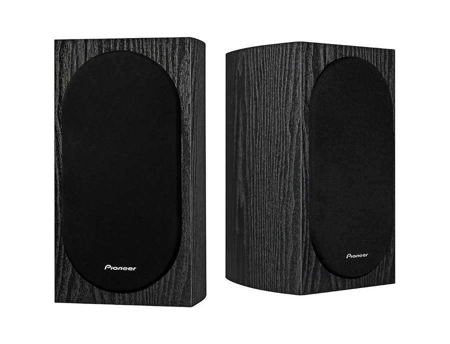 Pioneer Andrew Jones Designed Book Shelf Loudspeakers