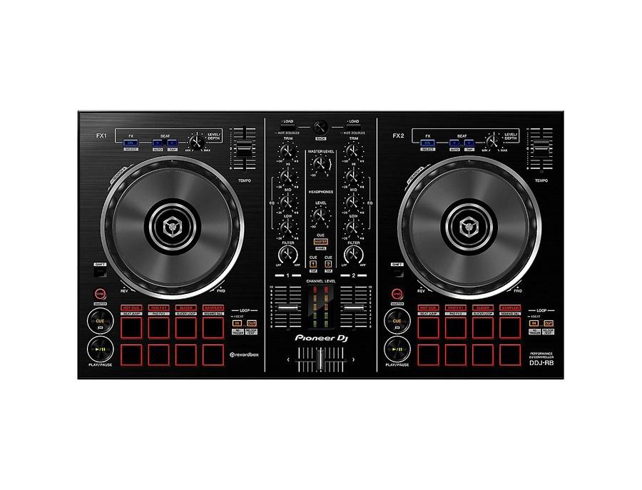 Pioneer DDJ-RB Portable 2-Channel DJ Controller for Rekordbox DJ