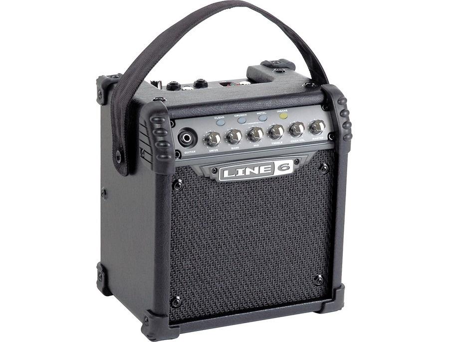 Line 6 Micro Spider 6W 1X6.5 Guitar Combo Amp Black