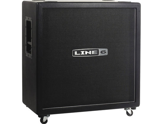 Line 6 Spider Valve 412VS 240W 4x12 Guitar Speaker Cabinet Straight