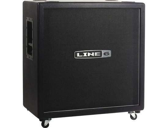 Line 6 Spider Valve 412VS 240W 4x12 Guitar Speaker Cabinet Straight