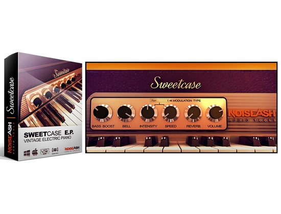 NoiseAsh Sweetcase Electric Piano