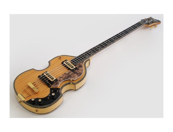 Hofner G500/1 Super Beatle Bass