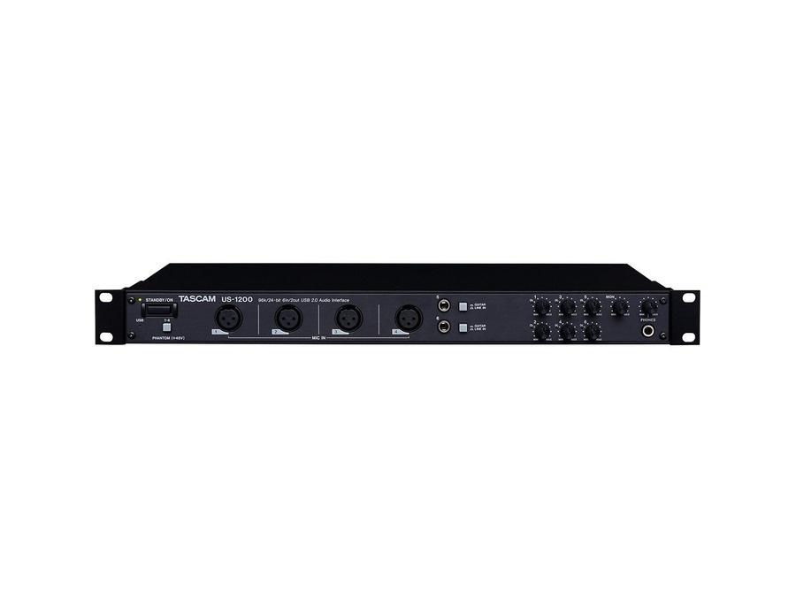 TASCAM US-1200 USB 2.0 Audio Interface