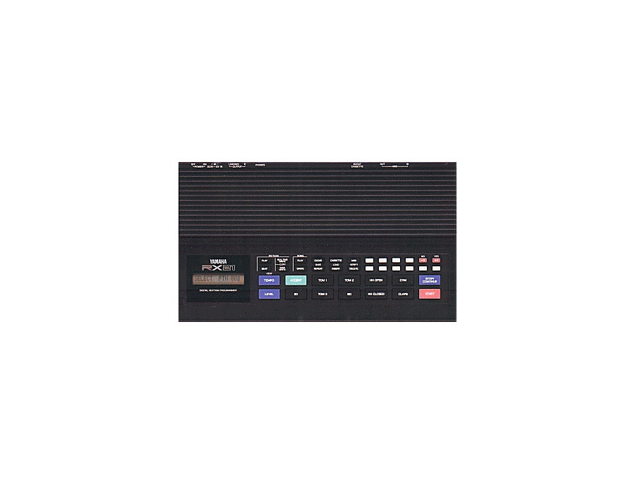 Yamaha rx21 drum machine xl