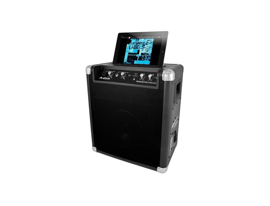 Alesis TransActive Portable Powered Bluetooth Speaker System