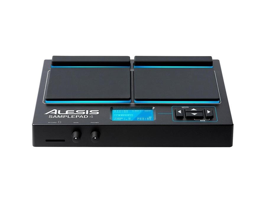 Alesis Sample Pad 4 Percussion and Sample-Triggering Instrument