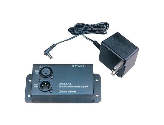 Audio-Technica AT8801 Phantom Power Supply