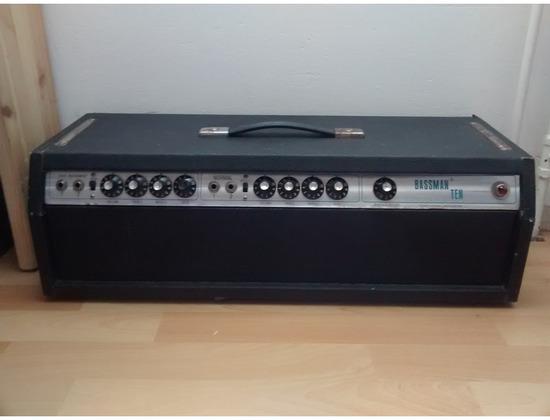Fender Bassman Ten Top (1979)