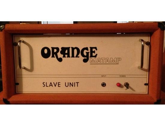 Orange OR200 slave unit