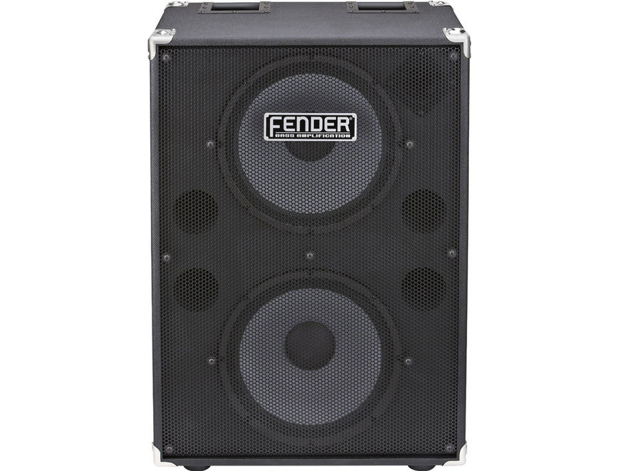Fender 215 pro 2x15 bass speaker cabinet xl