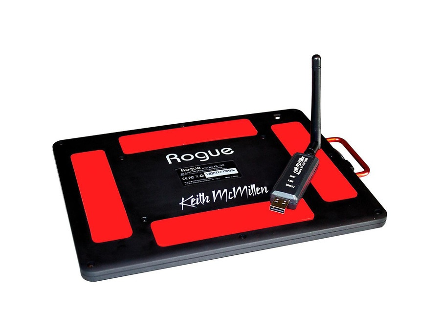 Keith McMillen Instruments Rogue Wireless MIDI Accessory for QuNeo