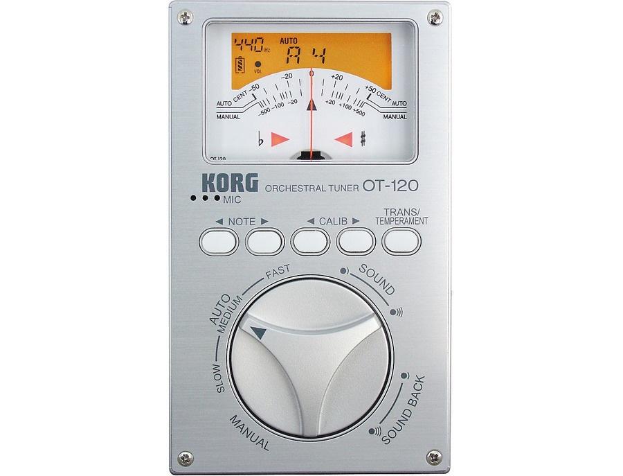 Korg OT-120 Chromatic Orchestral Tuner