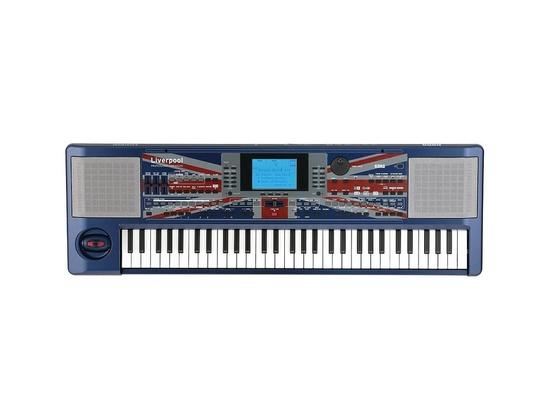 Korg LIVERPOOL Professional Arranger Keyboard