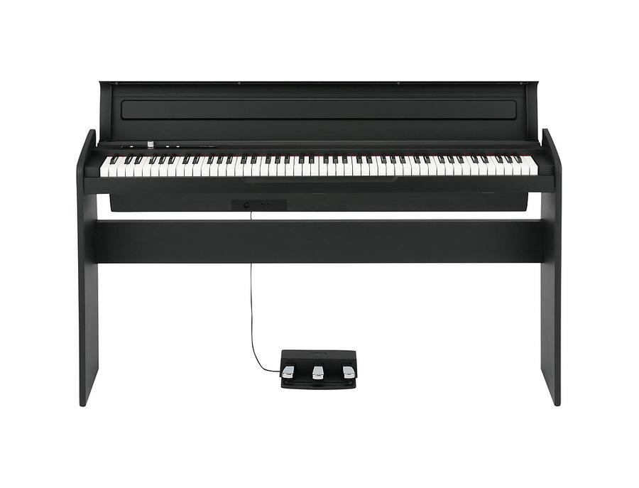 Korg LP180 88 Key Lifestyle Piano Black