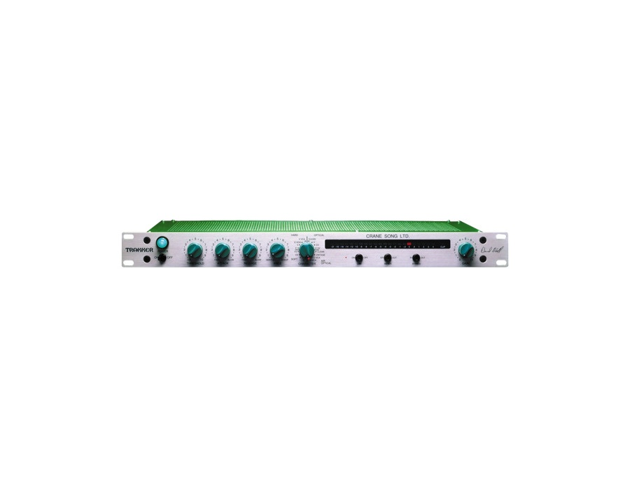 Crane Song Trakker Single-Channel Discrete Class A Compressor Limiter