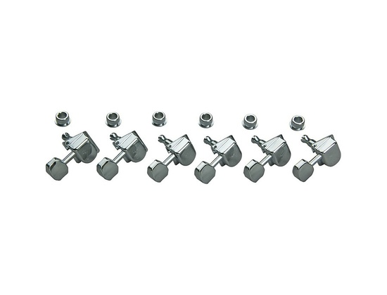 Fender 70SF Tuning Machines Left Hand Chrome
