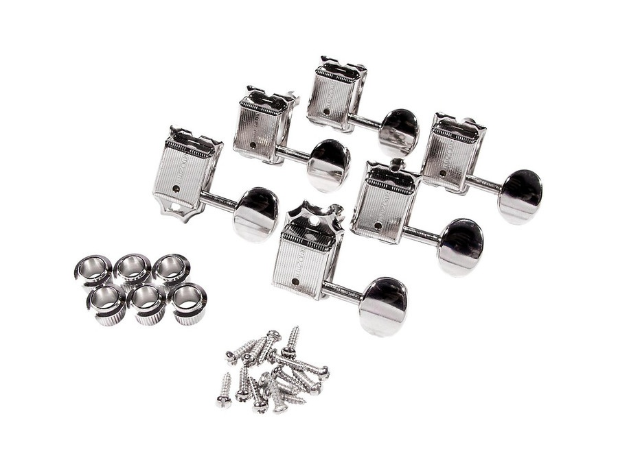 Fender Pure Vintage Left-Handed Guitar Tuning Machines