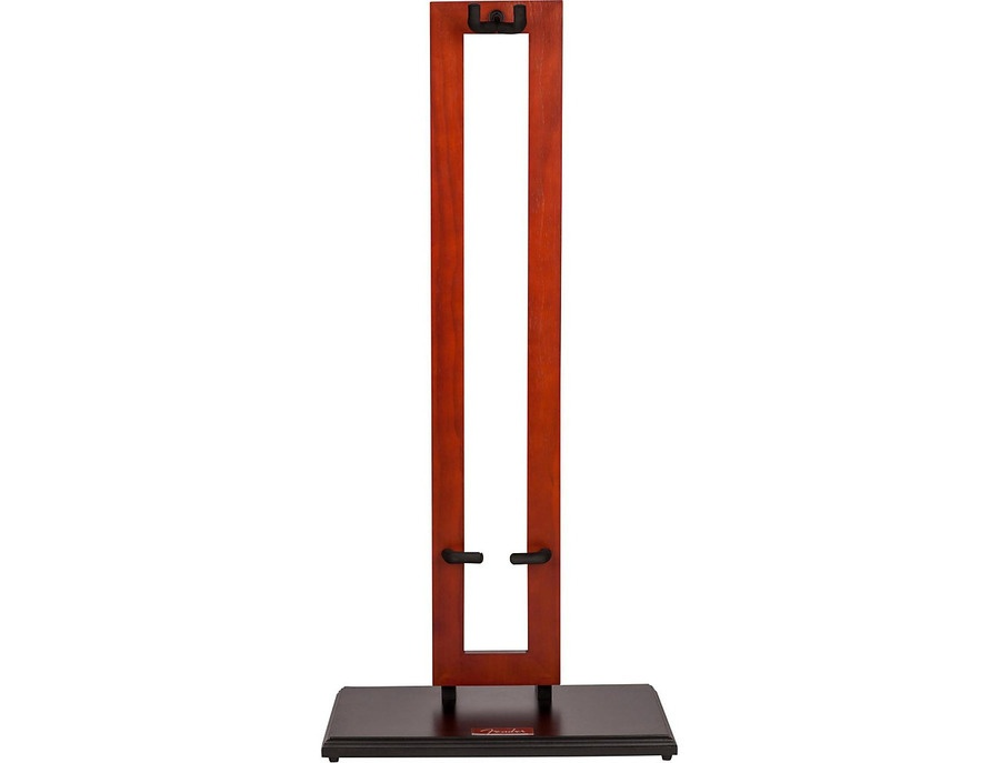 Fender Wood Hanging Guitar Stand Cherry Frame