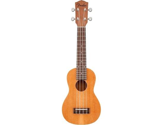 Fender Piha'ea Soprano Ukulele