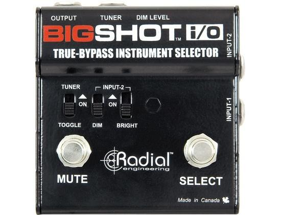 Radial Engineering Bigshot I/O Selector Switch
