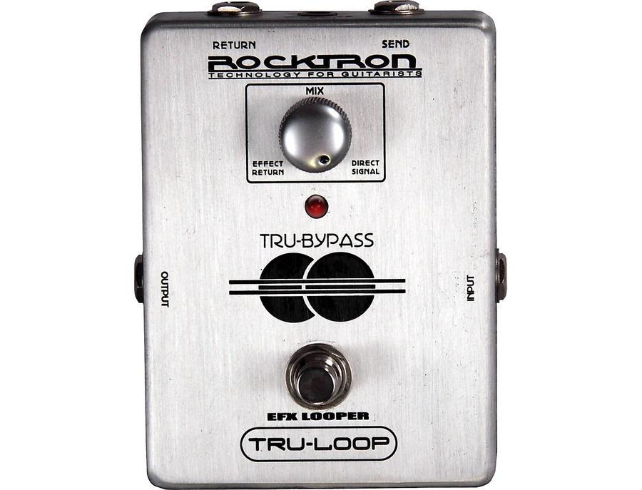 Rocktron Tru-Loop Looper Guitar Effects Pedal
