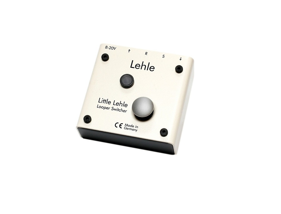 Lehle Little Lehle True Bypass Effects Loop Switcher Guitar Pedal