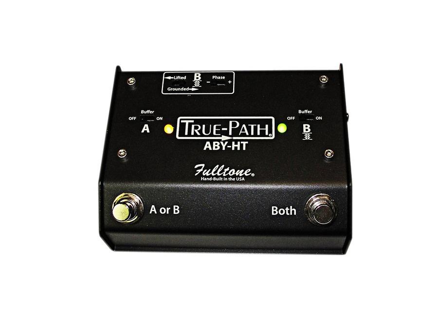 Fulltone Custom Shop True-Path Hard Touch Aby Switching Box