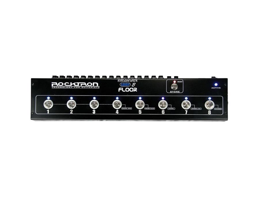 Rocktron PatchMate Loop 8 Guitar Floor Audio Switcher
