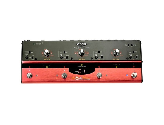 Decibel Eleven Pedal Palette Analog Loop Bypass Switcher/Router/Mixer