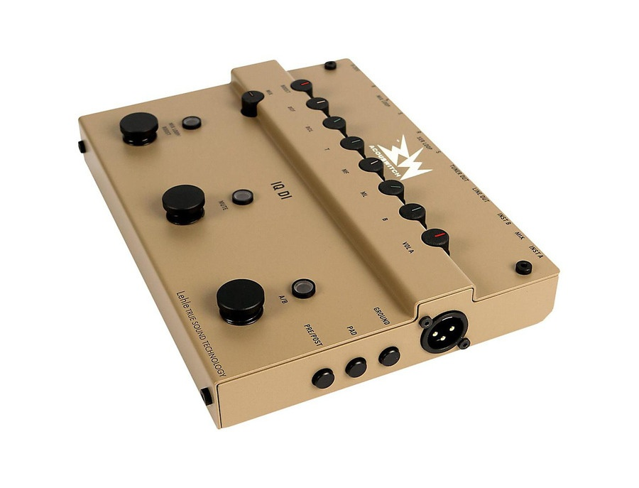 Lehle Rmi Acouswitch Iq Di--Pro Equipment Pedal