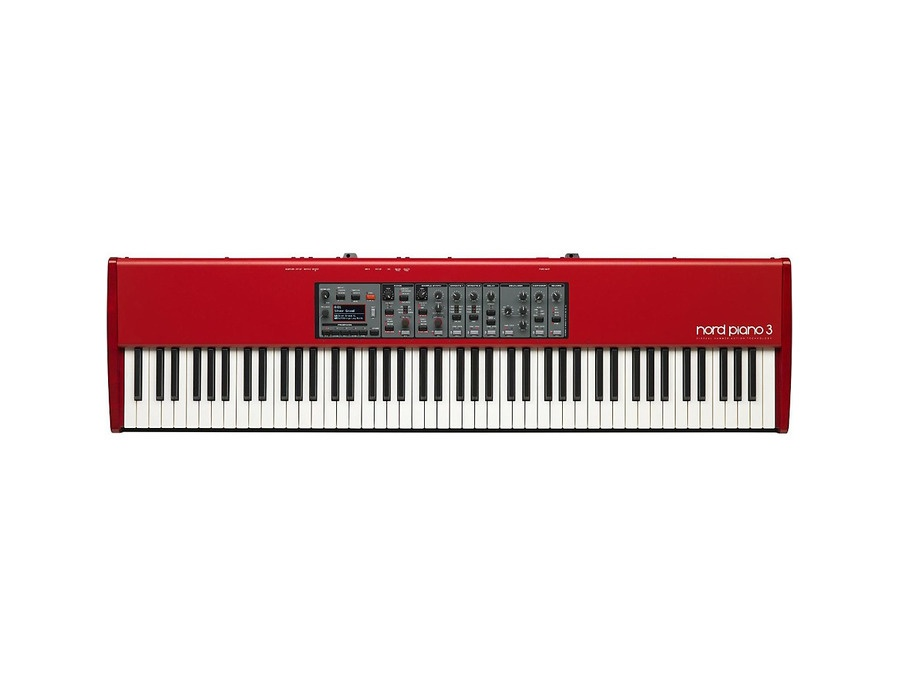 Nord piano 3 88 key piano xl