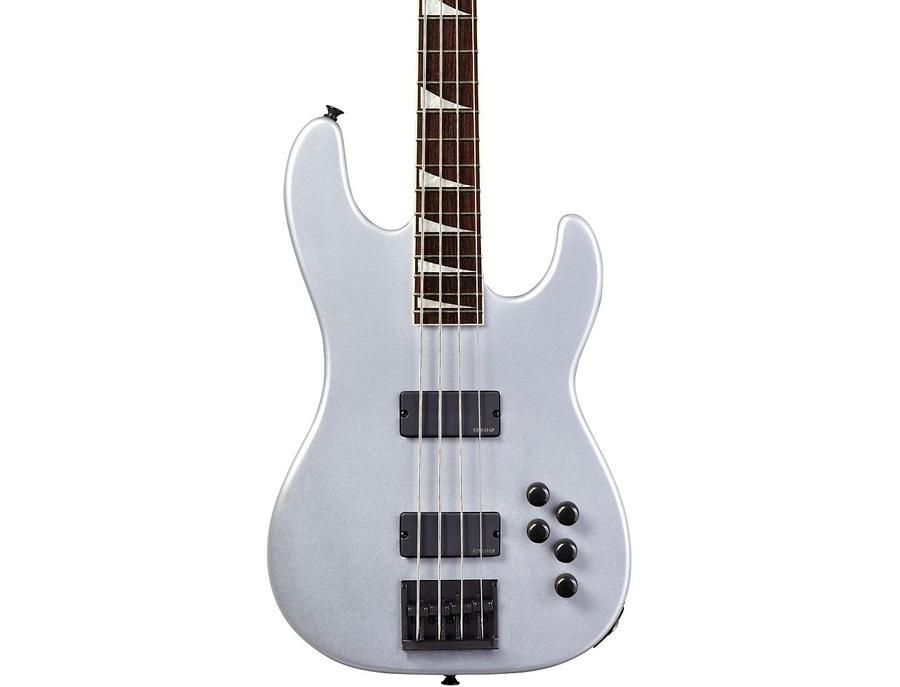 Jackson Dave Ellefson Signature CBX X Series Electric Bass Guitar Quicksilver