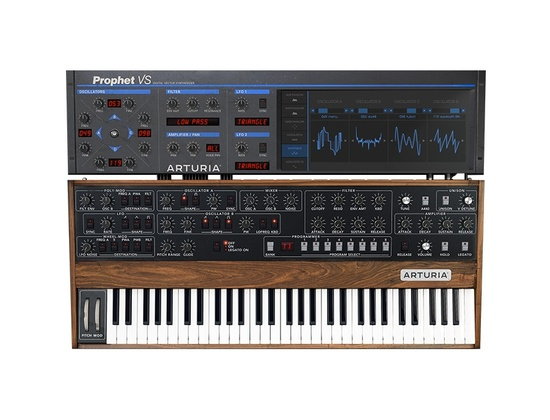 Arturia Prophet V3 Synthesizer