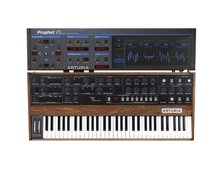 Arturia Prophet V3 Synthesizer