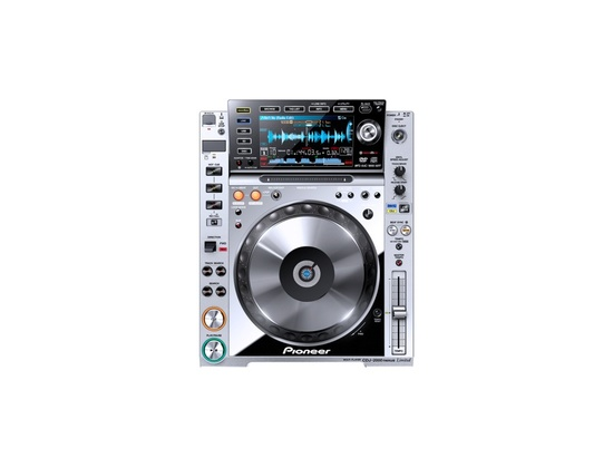 Pioneer CDJ-2000nexus Platinum Edition