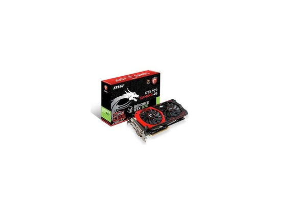 MSI GeForce GTX 970 Gaming