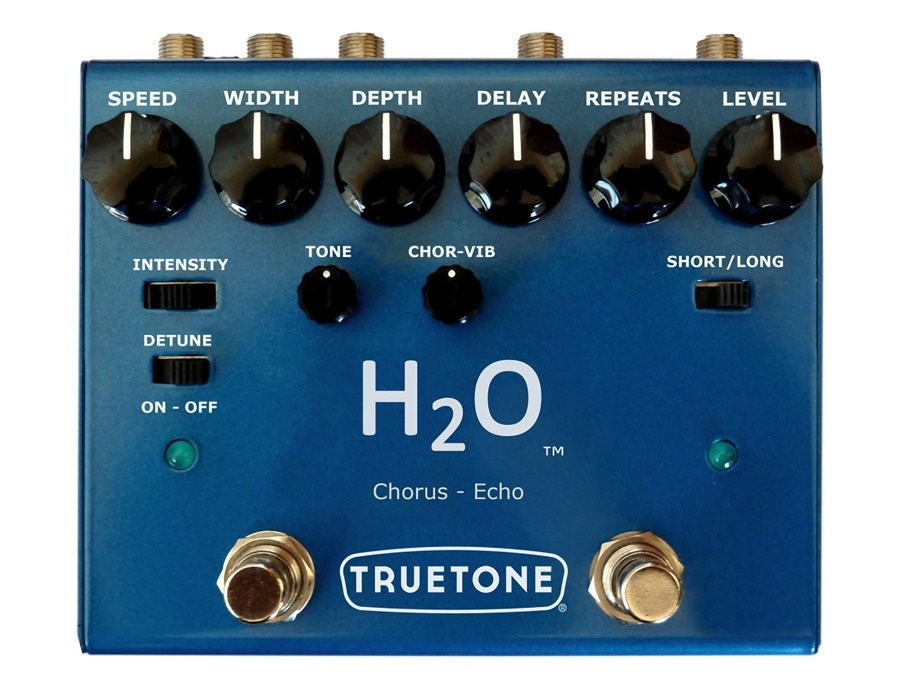 Truetone H20 Chorus and Echo Dual Effect