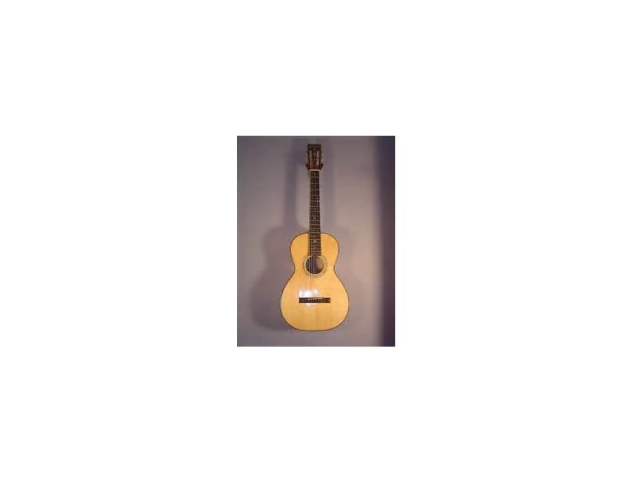 Chris Baio's Martin Parlor Acoustic Guitar | Equipboard®