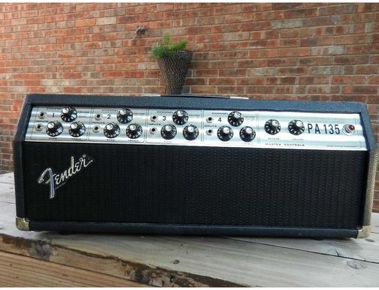 1978 Fender PA-135