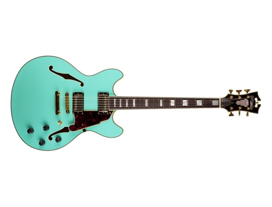 D'Angelico EX-DC Electric Guitar