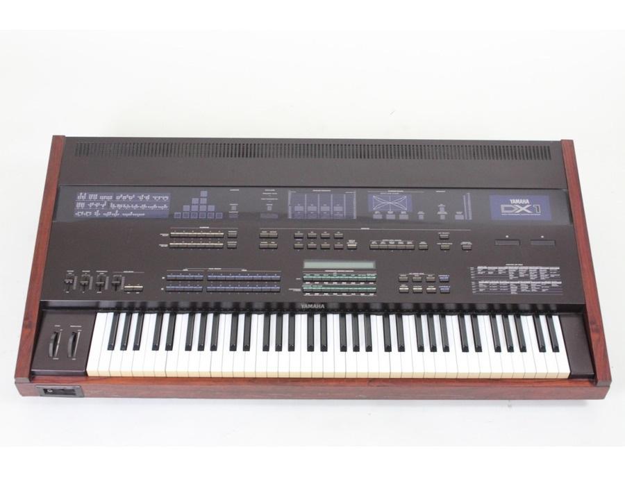 Yamaha dx1 fm synthesizer xl