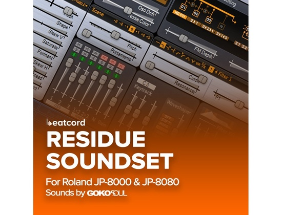 Gokosoul Residue Soundset Vol.1 for Vember Audio Surge